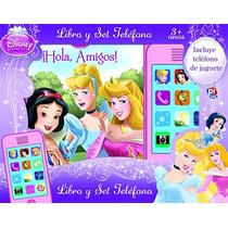 Psd. D.princesa. hola, Amigos! (estuche Libro+ Envío Gratis