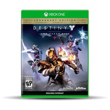 Videojuego Destiny The Taken King Le Xbox One Activision