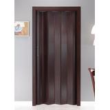 puerta plegable pvc corrediza imitacin madera x