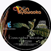 Cd Música Fullnota Reggae Comunidad Tricolor Don Ayawaska