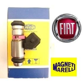 4-bicos Injetores Iwp 067 Fiat 1.0/1.6 8v Magneti Marelli