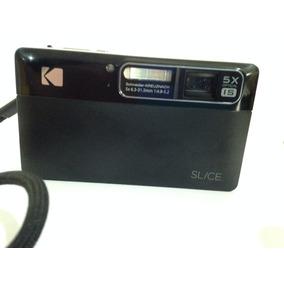 Camera Digital Kodak Easyshare Slice R502 S/cabo/bateria
