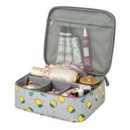 Neceser Glam Porta Cosmetico Travel Organizador Estampado