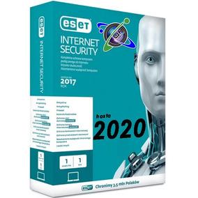 Eset Internet Security 2018 V11 Licencia 2020 X32 X64 Nod32