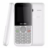 Celular Libre Alcatel Ot 1054d Dual Sim Cam Vga Radio Fm Mp3