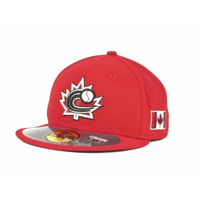 Gorra New Era Canada Clasico Mundial Beisbol 2013 7 1/4