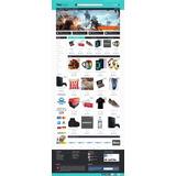 Super Loja Virtual Com Mercado Envios + App + Brindes