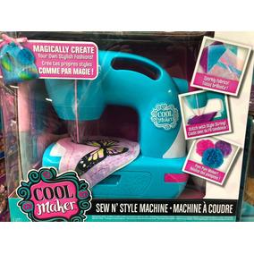 Máquina De Coser Sew Cool Glitter Spin Master