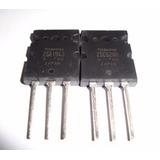 Set De Transistores De Potencia 2sa1943 Y 2sc5200 Nuevos