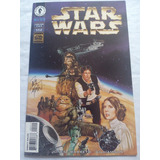 Star Wars A New Hope #2 Autografo Dark Horse Comics Ingles