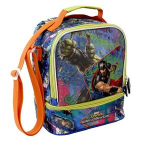 Lonchera Infantil Thor Ragnarok Marvel