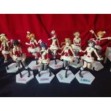 Set Completo De 9 Figuras Love Live Originales Japonesas