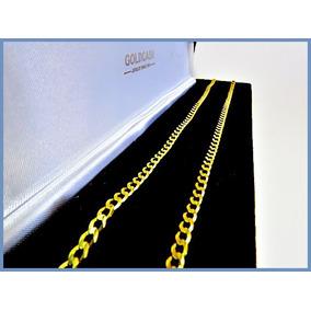 V I P- Cadena Oro Amarillo Solido 10k Mod. Barbada 4mm 8grs