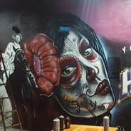 Graffiti Murales Banderas De Egresados Banderas De Futbol