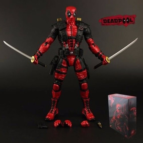 Marvel Deluxe-deadpool Action Figure 26 Cm- Original !!!!