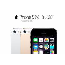 Iphone 5s 16gb Liberado Gold, Gris, Silver Huella