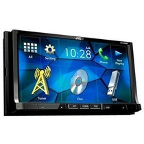 Central Multimidia Com Monitor Jvc Kw-v420bt 7 Bluetooth...