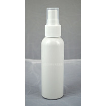 100 Pzs Envase Plastico Pet Blanco De 60ml Con Atomizador