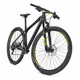 Bicicleta Mtb Focus Raven Elite 29 22v Preta Tamanho M 2017