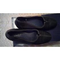 Zapatos Negros Cerrados 24horas