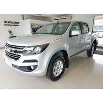Chevrolet S10 Lt Linea Nueva, Anticipo Y Cuotas, Tasa 0% (av