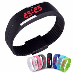 Relógio Bracelete Led Digital Sport Nike Muito Lindo