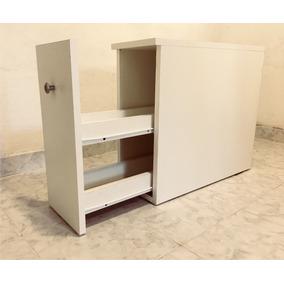 Mueble Auxiliar De Escritorio - Cajonera / Precio De Oferta!