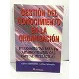 Libro Gestion Del Conocimiento En La Organizacion Seminuevo