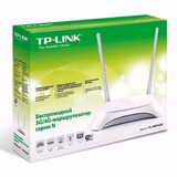 Tp-link Router Hotspot Inalámbrico Wireles N 3g/4g Tl-mr3420