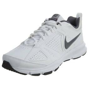 Tenis Nike T-lite Blanco Hombre 100% Original