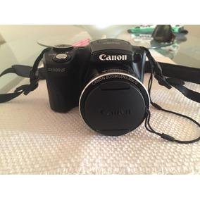 Câmera Canon Powershot Sx500