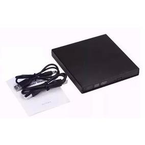 Gravador Dvd E Cd Externo Usb 2.0 C/ Nfe E Garantia