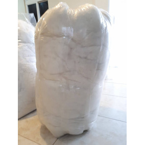Relleno 10 Kg Siliconizado Almohadas,cojines,peluches,etc