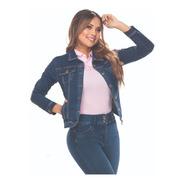Chaqueta En Jean Mujer Gran Jeans