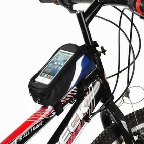 Bolso Porta Celular Para Bicicleta / Rebajas R3270