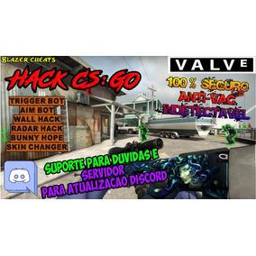 Hack Cs Go Indetectavel Anti-vac Aim Bot Wall Skin Changer