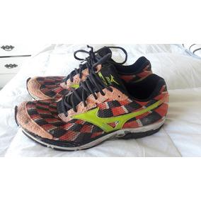 Zapatillas Mizuno Wave Running Triatlón