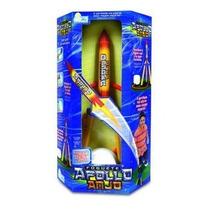 Foguete Apollo Voa De Verdade 743 - Brinquedos Anjo