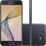 Celular Samsung Galaxy J5 Prime Preto Dual 4g Câm 13mp/5mp