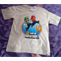 Polera New Super Mario Bros.