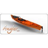 Atlantikayak´s Angler - Pesca - Mar - Rio - Travesía Mkr