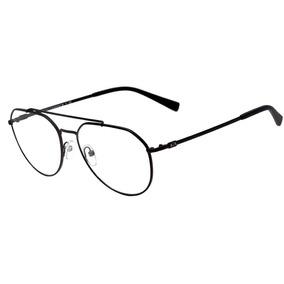 667b978ad7a5d Oculos Armani Exchange Preto Fosco - Óculos De Grau no Mercado Livre ...