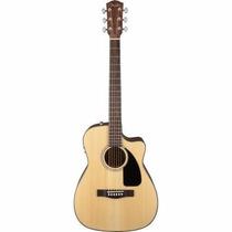 Violão Folk Fender Cf-60 Ce Cutaway Acustico Com Case