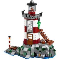 Lego Scooby Doo Mystery Farol 10431 Filme Brinquedo Desenho