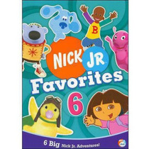 Nick Jr. Favoritos - Volumen 6 (full Frame)