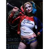 Harley Quinn Figura Material Similar A La Piedra.