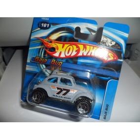Hot Wheels De 2005 Baja Bug Novo Fusca Volkswagen Cinza