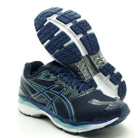 Tenis Asics Gel Running - Asics para Masculino Azul marinho no ... 85093f706e1a6