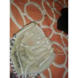 Guante De Beisbol Material Cuero