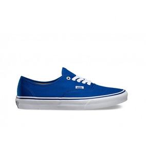 Zapatilla Vans Authentic Hombre Azul M0004mkiht